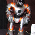 RS Media humanoid type robot
